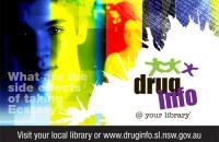 Drug Info previous brand design