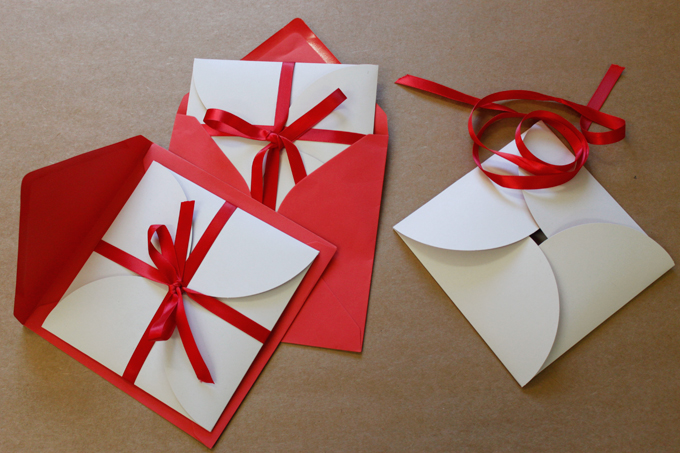 The Nuptials 2012 - wedding invitations