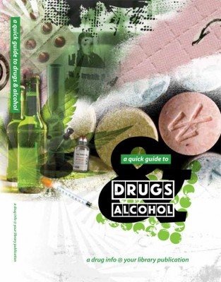 Cover Design Quick Guide to Drugs & Alcohol