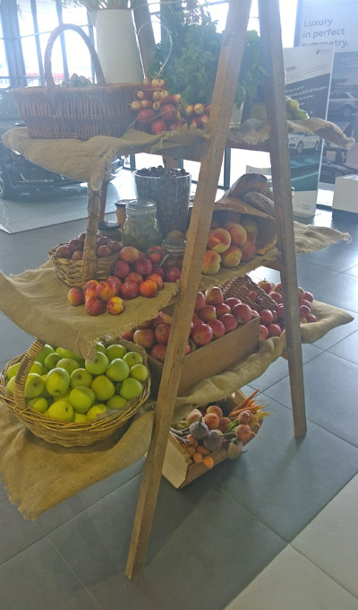Food-Of-Orange-District-local-produce-at-the-launch-of-the-25-anniversary-FOOD-Week