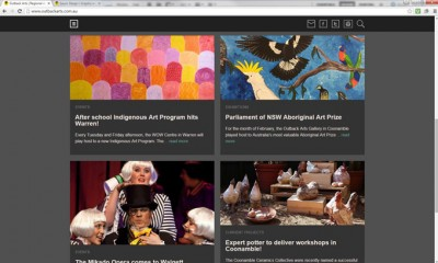 outback arts below the fold desktop