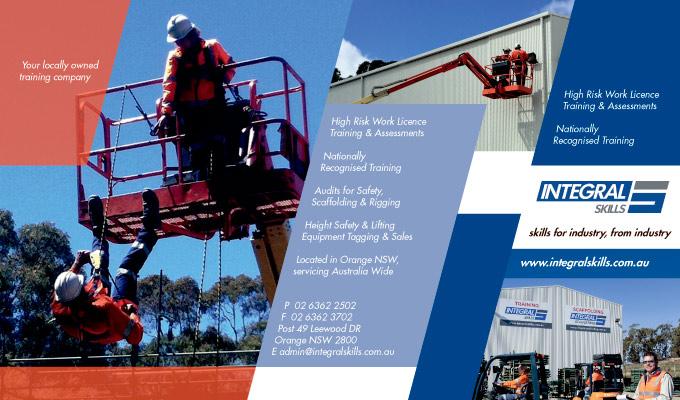 Integral Skills corporate brochure