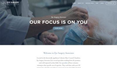 Eye Surgery Associates-OPMED -Orange NSW
