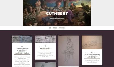 neil-cuthbert-artist-website