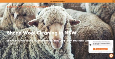 Barclay Livestock Management - Home page banner