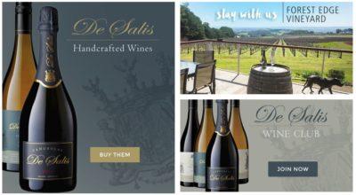 De Salis - website - Wine of Orange