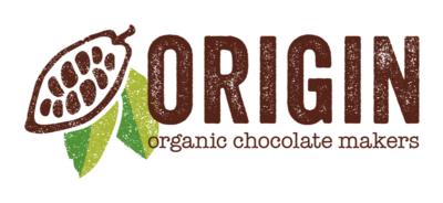 Design of Origin Chocolate logo